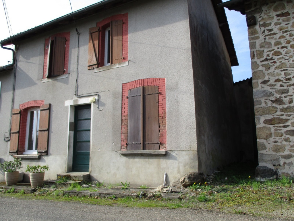 Maison de bourg masl on 87130 agence immobili re en for Agence immobiliere 87