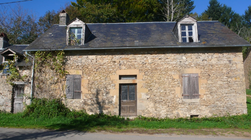 Rilhac treignac fermette corr zienne agence immobili re for Agence immobiliere 87
